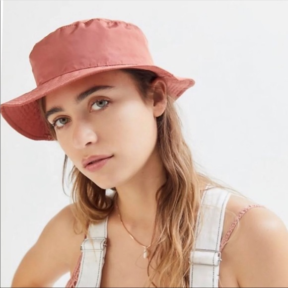 7d44dcbd5ce61 Urban Outfitters Rust Bucket Hat NWT